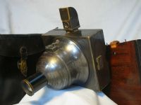 '          Le Photosphere 9x12 Outfit Cased -VERY RARE- ' Photosphere  Camera -RARE OUTFIT- £4499.99